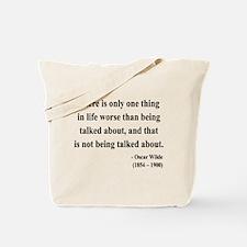 Oscar Wilde 25 Tote Bag