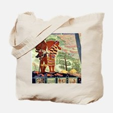 Cute South pacific Tote Bag