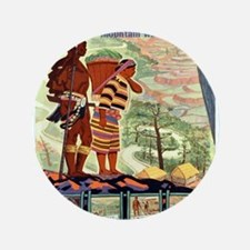 """Vintage poster - Philippine 3.5"""" Button (100 pack)"""