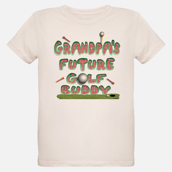 Grandpa's Future Golf Buddy T-Shirt