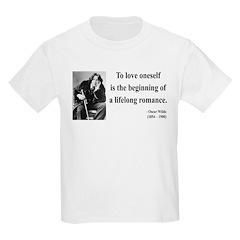 Oscar Wilde 26 T-Shirt