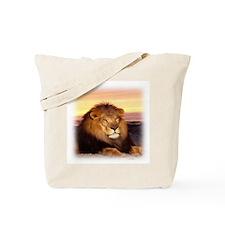 Lion2 Tote Bag