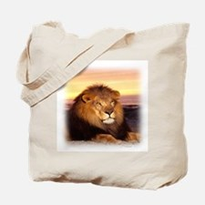 Lion2 Tote Bag
