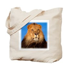 Majestic Lion Tote Bag