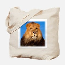 Majestic Lion Tote Bag