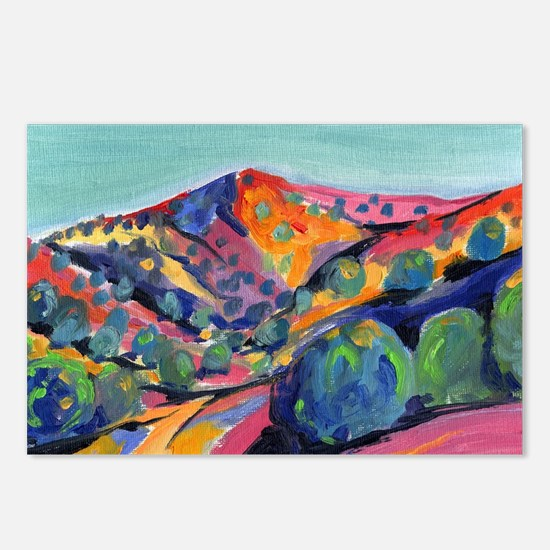 New Mexico Art Postcards (Package of 8)