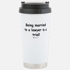 Unique Law student funny Travel Mug