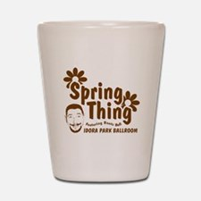 Boots Bell Spring Thing Shot Glass