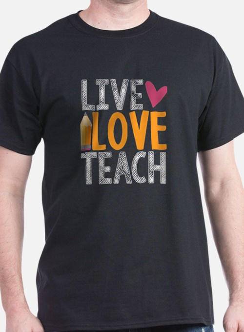 Cute Love teaching T-Shirt