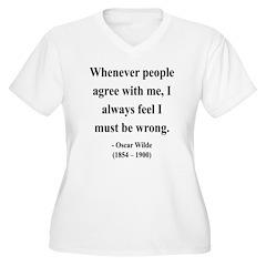 Oscar Wilde 27 T-Shirt