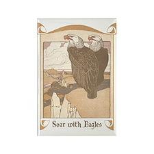 Eagles Rectangle Magnet