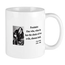 Oscar Wilde 28 Mug