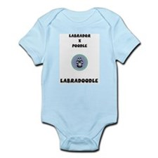 Labradoodle Infant Creeper