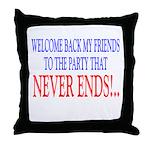 HELLRAISER's LITTLE SISTERS Throw Pillow