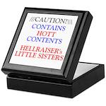 HELLRAISER's LITTLE SISTERS Keepsake Box