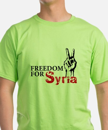 Victory for Syria T-Shirt
