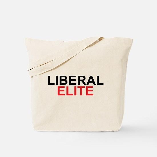 Liberal Elite Tote Bag
