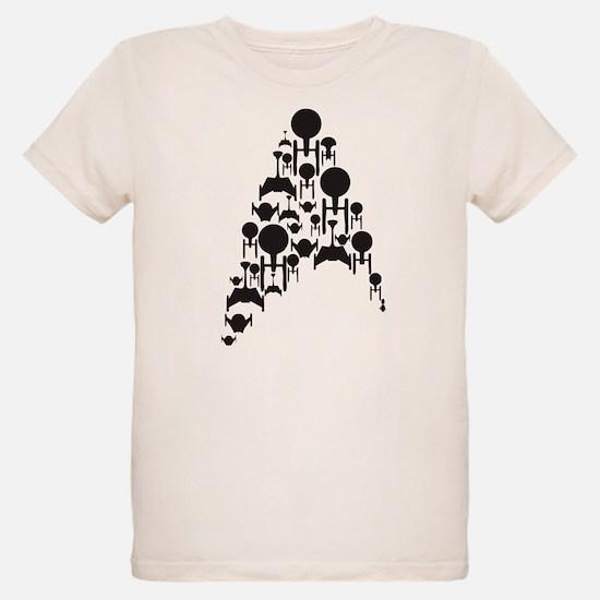 Star Trek Ships T-Shirt
