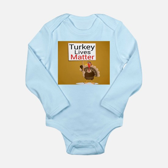 Turkey Lives Matter Body Suit