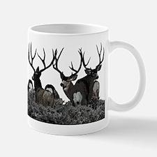 Monster buck deer Mugs