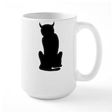 bad cat Mug
