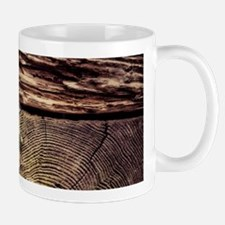 Wood Lines #2 Mugs