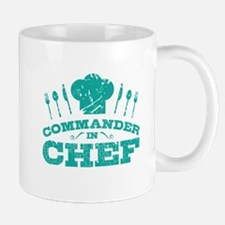Commander in Chef Mugs
