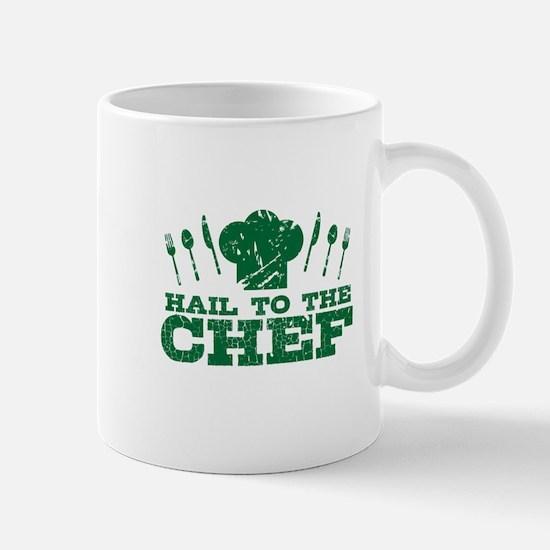 Hail to the Chef Mugs