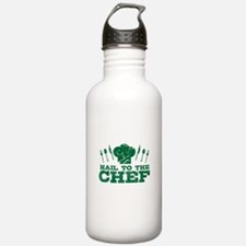 Hail to the Chef Water Bottle