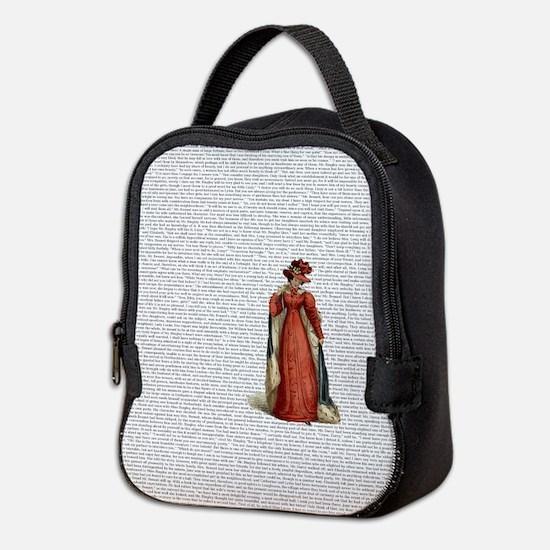 Pride and Prejudice Neoprene Lunch Bag