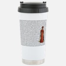 Pride and Prejudice Travel Mug