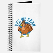 Yes We Cran Journal