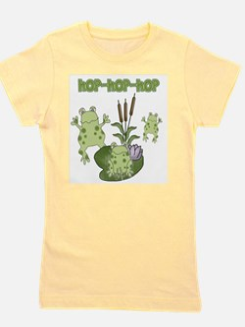 Frog Hop Kids T-Shirt