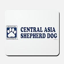 CENTRAL ASIA SHEPHERD DOG Mousepad