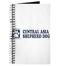 CENTRAL ASIA SHEPHERD DOG Journal