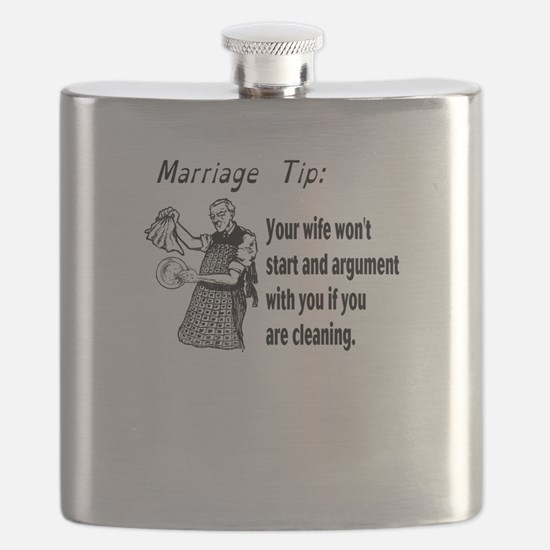 Marriage tip Flask
