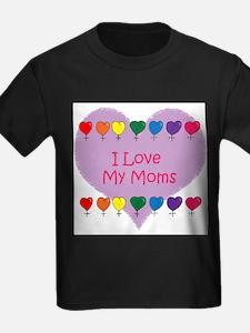 Classic Love My Moms T-Shirt