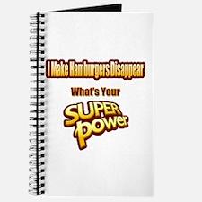 Super Power-Hamburgers Journal