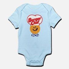 Burger Chef Infant Bodysuit