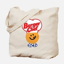 Burger Chef Tote Bag