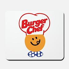 Burger Chef Mousepad