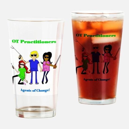 Funny Otr Drinking Glass