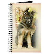 German Shepherd Pup2 Journal