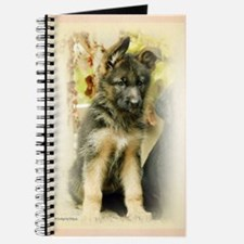 German Shepherd Pup2 Journal