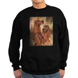 Irish setter Sweatshirt (dark)
