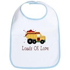 Loads of Love Bib
