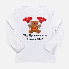 godmotherteddylovesme Long Sleeve T-Shirt