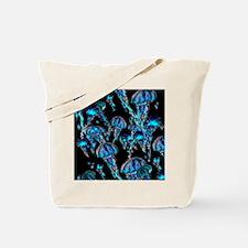 Jellyfish Jump Electric Tote Bag