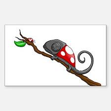 chameleon Decal