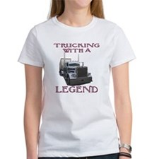 Trucking With A Legend Tee